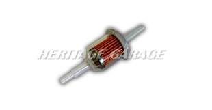 GFE0025 - FUEL FILTER INLINE PLASTIC