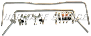 Adjustable Front Sway Bar